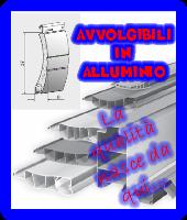 Avvolgibili in Alluminio