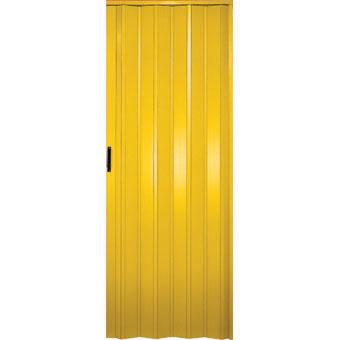 Porte a soffietto in pvc senza vetri colori sabbiati e laccati for Porte a soffietto on line