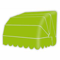 Tenda Cappottina modello Prolungata