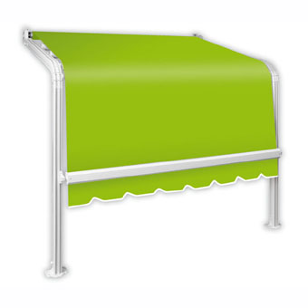 Tenda Garden modello MALAGA